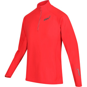 inov-8 Technical Mid LZ HZ Shirt Heren, red